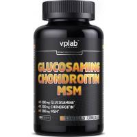 Средство для суставов VP Glucosamine & Chondroitin & MSM 90 таб