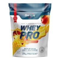 Протеин GeneticLab Whey Pro (100% Whey) - Манго 900 гр