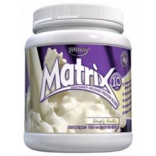 Протеин Syntrax Matrix 1.0 - Simply Vanilla 454 гр
