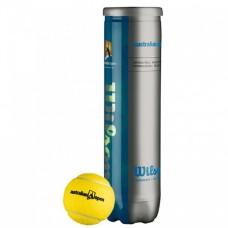 Мячи Wilson WRT119800 Australian Open 4 ball х 4 банка