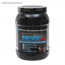 Гейнер Ironman Турбо Масс - Шоколад 1400 г