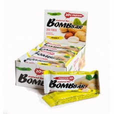 Батончик Bombbar - Арахисовое (60 гр.)
