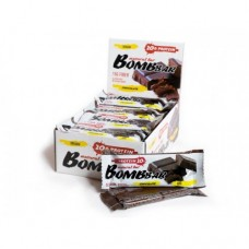 Батончик Bombbar - Двойной шоколад (60 гр.)