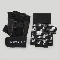 Перчатки Myprotein для тренеровок с отягощениями L