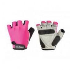 Перчатки Be First розовые 304 XL