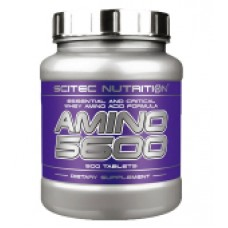 Аминокислоты Scitec Nutrition Amino 5600 500 таб