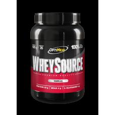 Протеин OptiMeal Whey source - Банан-карамель 900 гр.