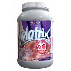 Протеин Syntrax Matrix 2.0 - Simply Vanilla (907 гр.)
