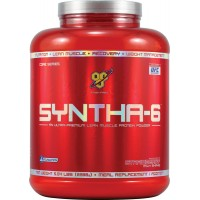 Протеин BSN Syntha-6 5 lbs - Chocolate Milk Shake 2270 гр.