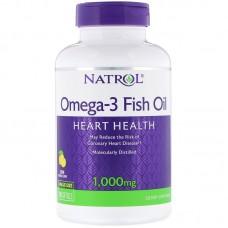 Омега 3 Natrol 1000 mg 150 softgels