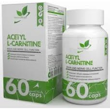 NaturalSupp Acetyl L-Carnitine 60 капс