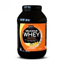 Протеин QNT Delicious Whey Protein 908 г Банан