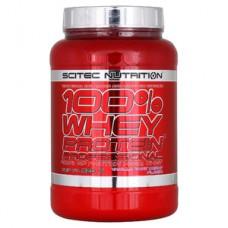 Протеин Scitec Nutrition Whey Protein Professional 920 г банан