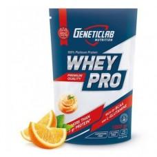 Протеин GeneticLab Whey Pro (100% Whey) - Апельсин 1000 гр