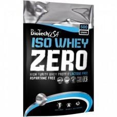 Протеин BioTech Iso Whey Zero LF - Ананас-манго 500 гр.