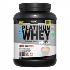 Протеин VP Laboratory 100% Platinum Whey - Капучино 908 г