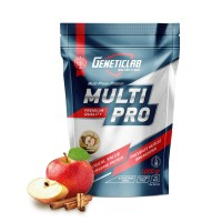 Протеин GeneticLab Multi Pro - Яблоко с корицей (1000 гр.)