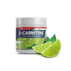 Карнитин GeneticLab Powder - Лайм 150 гр