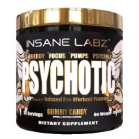 Предтреник Insane Labz Psychotic Gold 1 serv