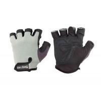 Перчатки Be First черно-серые без фиксатора 104 XL