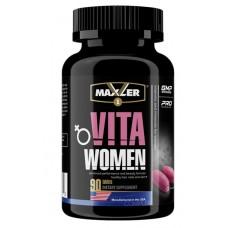 Витамины Maxler VitaWomen (90 таб.)