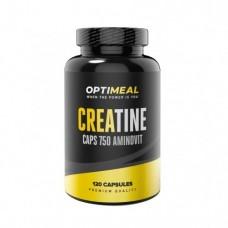 Креатин OptiMeal Monohydrate (750 гр.) 120 капс.