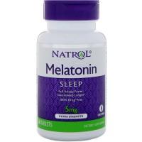 Natrol Melatonin 5mg (60 табл.)