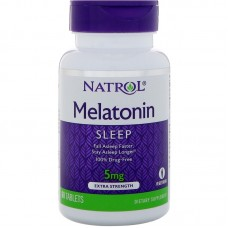 Natrol Melatonin 5mg (60 табл.)