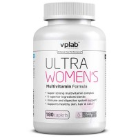 Витамины VP Ultra Women's Multivitamin Formula (180 капс.)