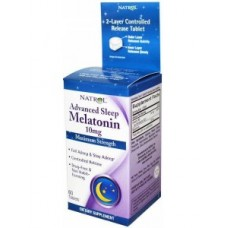 Natrol Melatonin 10mg (60 табл.)