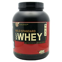 Протеин ON 100 % Whey protein Gold standard 5 lb - Delicious Strawberry (2270 гр.)