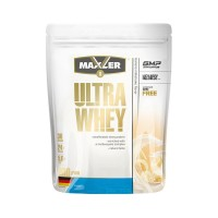 Протеин Maxler Ultra Whey - Banana Milkshake 900 г