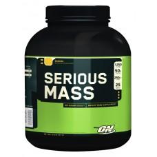 Гейнер ON Serious Mass 6lb - Vanilla 2727 гр.