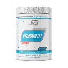 Витамины 2SN Vitamin D3 5000IU 120 caps