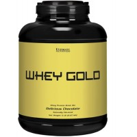 Протеин Ultimate Nutrition Whey Gold 5 lbs - Delicious Chocolate (2270 гр.)