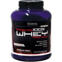 Протеин Ultimate Nutrition ProStar Whey Protein - Raspberry (2390 гр.)