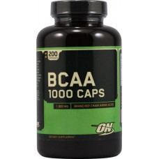 ON BCAA 1000  200 капс.