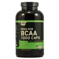 ON BCAA 1000  400 капс.