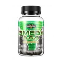 Maxler Omega 3-6-9 Сomplex 90 softgels