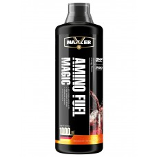 Аминокислоты Maxler Amino Magic Fuel - Orange (1000 мл.)
