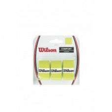 Овергрип Wilson WRZ4014YE PRO OVERGRIP YE х 3 желтый