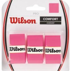 Овергрип Wilson WRZ4014PK PRO OVERGRIP PK х 3 розовый