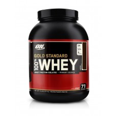 Протеин ON 100 % Whey protein Gold standard 5 lb - Coffee 2270 г
