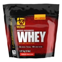Протеин Mutant Whey 5lb - Strawberry Cream 2270 г