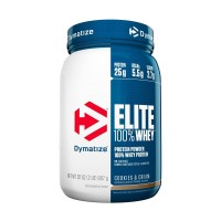 Протеин Dymatize Elite Whey 2 lb - Cookies & Cream  907 гр