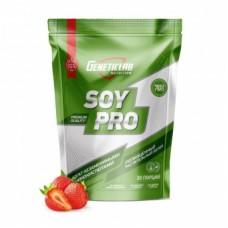 Протеин GeneticLab Soy Pro - Клубника 900 гр.