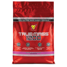 Гейнер BSN True-Mass 1200 10lb - Chocolate (4540 гр.)