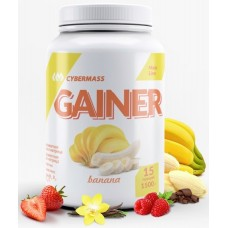 Гейнер CyberMass Mass Gainer 1500 г Клубника
