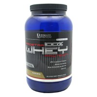 Протеин Ultimate Nutrition ProStar Whey Protein - Raspberry (908 гр.)