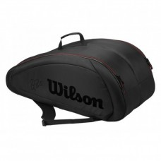 Сумка Wilson WRZ833712 Fed Team 12 Pack BKRD